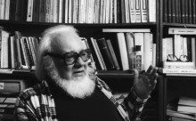 Paul Goma in biblioteca-19iul2014