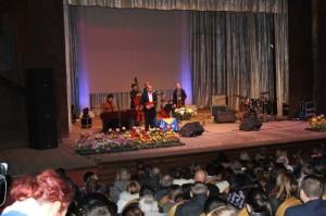 Crestini in Europa-Balti-recital Gheorghe Zamfir-3nov 2014