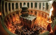 11-12-2014-Biserica de la Sfantul Mormant Ierusalim-www-crestinortodox.ro