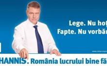 11-12-2014-banner ACL-Iohannis Presedinte-FARA HOTIE-nov2014