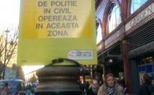 30-12-2014-Londra-PANOU-mesaj-avertizare-romana-cotra hoti de buzunare