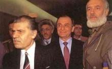 Dumitru Mazilu-Ion Iliescu-Gelu Voican Voiculescu-in zilele revolutie-dec1989-Wikipedia.org