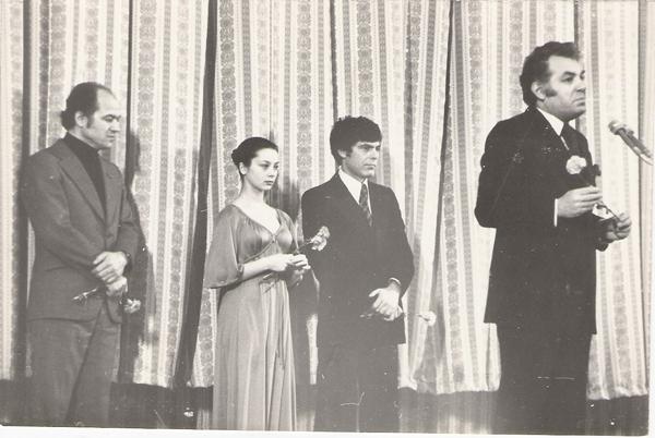 Emil Loteanu-Eugen Doga-Premiera filmului Dulcea si tandra mea fiara 1978-600px