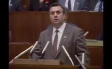 Oboroc C-tin-discurs Sov.Suprem URSS-Moscova-26aug1991-Independneta RM-SITE FlacaraTV thumbnail