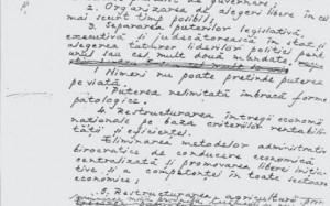 Proclamatia Revolutiei-a doua pagina red brutal de Brucan-Adevarul.ro