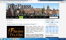 02-01-2015-FlacaraTV-BucPress 1-Cernauti-stire lansare FlacaraTV-