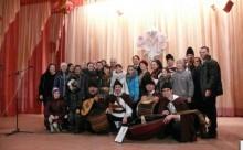 18-01-2015-Basarabia Sud-Eminescu sarbatorit in Erdek-Burnu-Ansamblul Stefan Voda