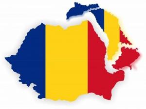 Romania-Tricolor-cu rapturi teritoriale-Basarabia-Bucovina-Herta