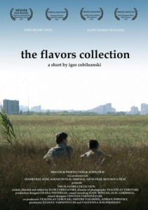 afis film Colectia de arome de Igor  Cobileanski
