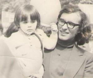 Betty Pavlicenco si tata prof univ Sergiu Pavlicenco