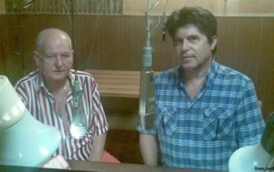 Valentin Dânga şi Filip Rudenco, Radio Moldova