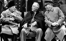 Yalta 1945-Crimeea-impartirea Europei si a Lumii