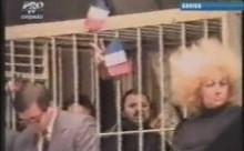 grupul Ilascu ostaticul teroristilor rusi-captura video PRO TV