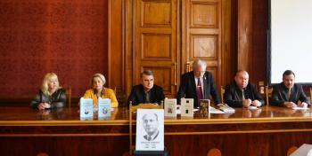 Cernauti-Conferinta Grigore Nandris-savant de talie europeană