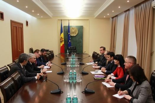DRP-Angel Tilvar-intalnire premier R. Moldova 1