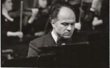 Flacara Film-Eugen Doga la pian-trist
