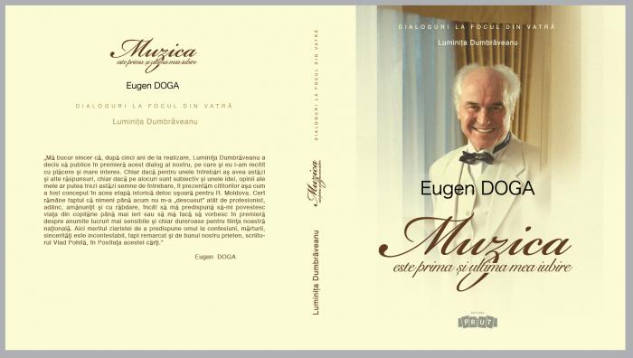 Flacara Film-coperte carte dsp E.Doga de L. Dumbraveanu-2012