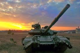 Novorossia-tank rusesc