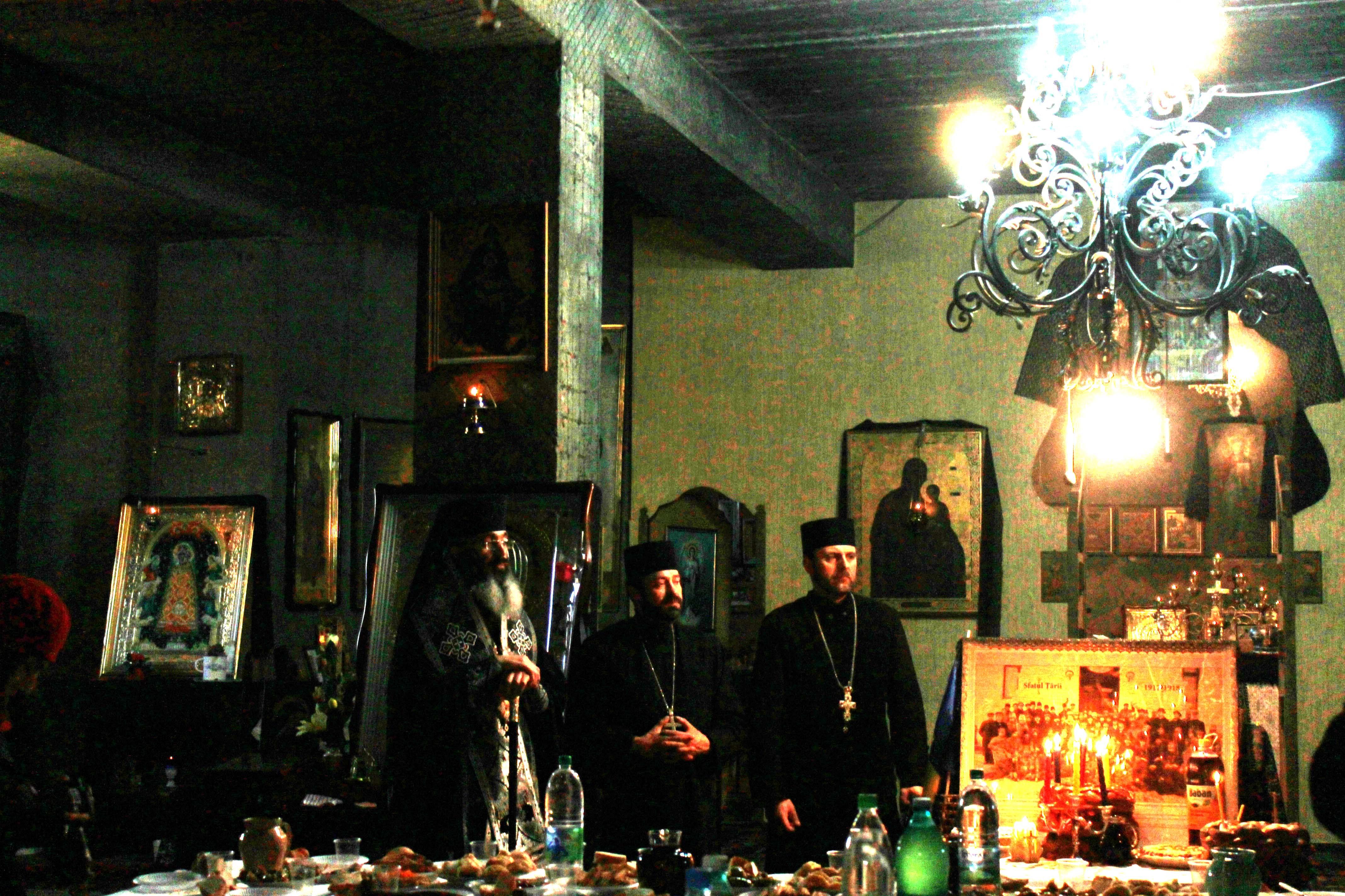 Parstas intru cinstirea deputatilor Sfatului Tarii din 1918-2-altar