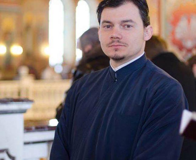 Preotul Jean Ion de la Biserica Sfantul Vasile cel Mare-Constanta-646x528