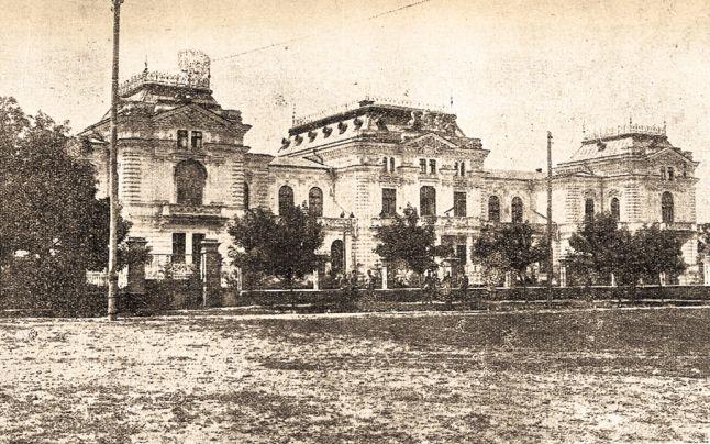 Sfatul Tarii-sediul in cladirea gimnaziului de baieti nr.3 Chisinau-646x404