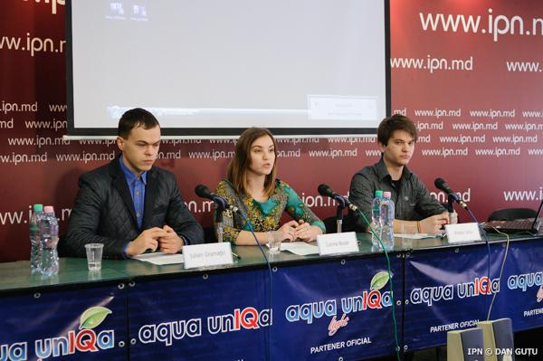 Tinerii Moldovei-conferinta de presa-ipn.md