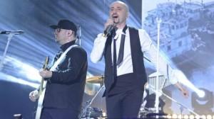 Voltaj-Castigatori Eurovision RO 5 solist Calin Goia prim-plan-foto TVR