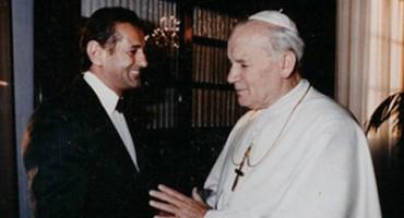 06-04-2015-Dialog l Focul din Vatra-Gheorghe Zamfir-papa Ioan Paul II-400px