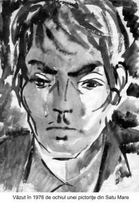2-Vlad Pohila-grafica-1976 pictorita din Satul Mare