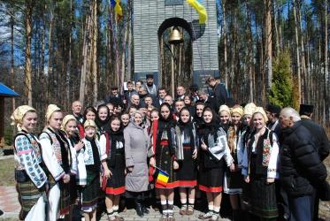 Fantana Alba-ceremonia de comemorare din 1 aprilie 2015
