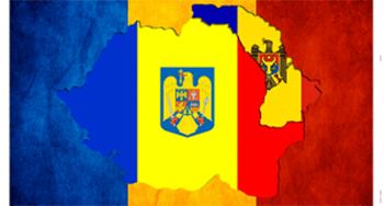 Harta Romaniei Mari-din steme RO-MD-si Tricolor-Moldova.ORG-350px