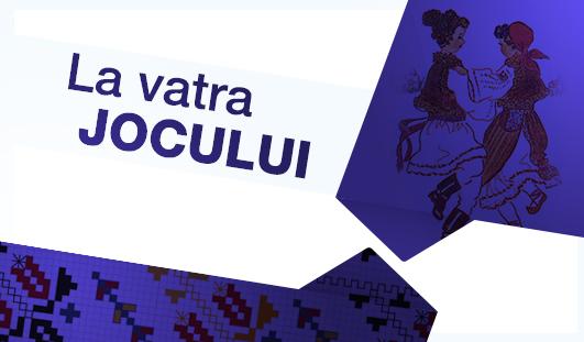 La vatra jocului-Radio Moldova-logo