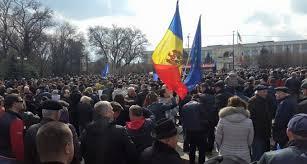 Protest Chisinau-5 aprilie 2015