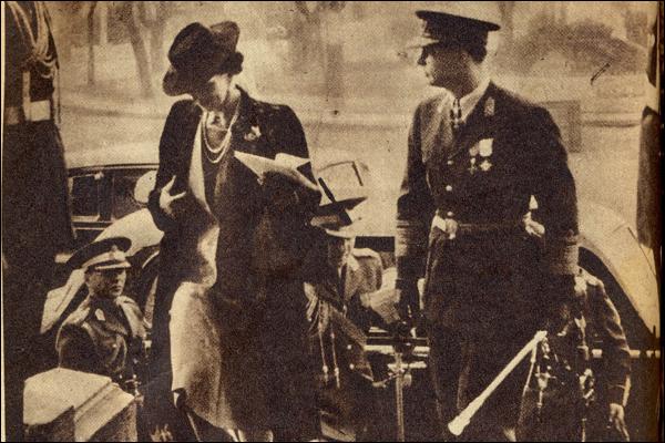 Regele-Mihai-si-Regina-Elena-Chisinau-31octombrie1942-3