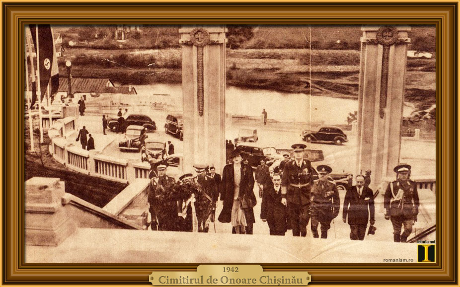 Regele-Mihai-si-Regina-Elena-Chisinau-31octombrie1942-4