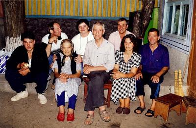 Drasliceni-Gheorghe si Solomeea Buzu-august 2000-400px