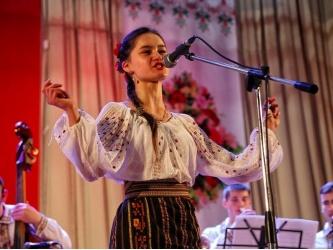 Festival-Concurs In gradina cu flori multe-Cernauti