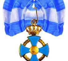 Ordinul National Serviciul Credincios-Romania-1933-220px