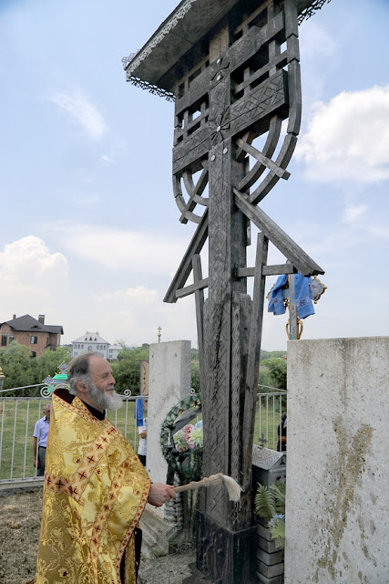 Bucovina-Mahala-Troita martri deportati-Troita