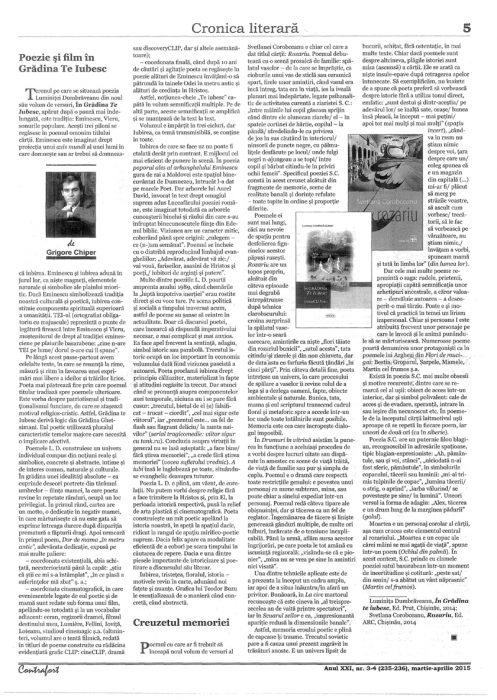 Contrafort-cronica Gr.Chiperi la cartea in Gradina Te Iubesc-de LumiDu-2015-pag 5-800px