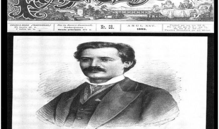 Eminescu-revista Familia in Doliu-17 iunie 1889-730x430