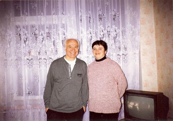 Eugen Doga si Luminita Dumbraveanu-ziua in cre ne-am cunoscut-19mai 1998-spital-600px