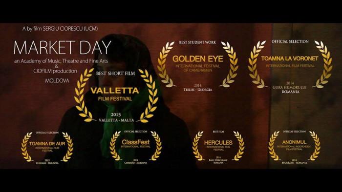 Festival Valletta-Premiile filmului Zi de tirg