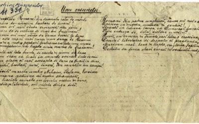 Imnul Desteapta-te romane-Andrei Muresanu-DOC-manuscris-400px