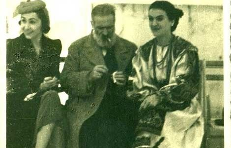 Maria Tanase-Constantin Brancusi