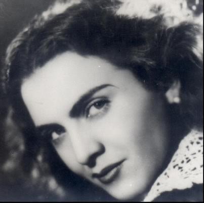 Maria Tanase-se uita peste umar