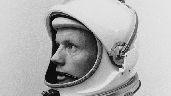 Savantul Gheorghe Botezatu SUA 1-Neil Armstrong primul om pe Luna-600px