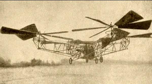 Savantul Gheorghe Botezatu SUA 2-aeroplanul-600px