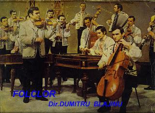 Dumitru Blajinu si Orchestra FOLCLOR-1967-1985