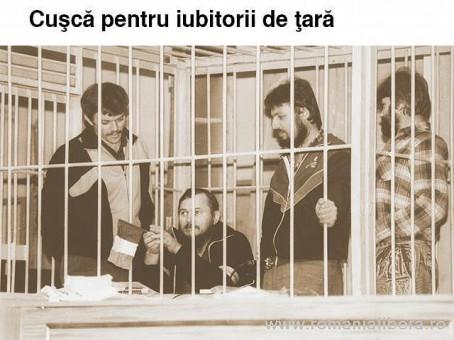 Grupul Ilascu-detinuti politici la Tiraspol-1992